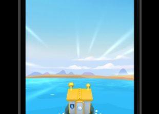 Screenshot des Spieles Sea Hero Quest